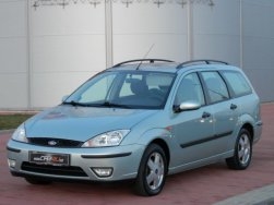 Ford Focus - 1.8TDCi 74kW * SERVIS *